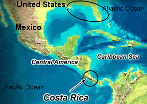 MISSIONS Program Going The Distance Adventure Ministry - Trips to costa rica